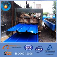 Quality 840 corrugated color steel roof sheet for sale philippines for sale