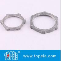 """Wholesale 1/2"""" to 4"""" Inch Rigid Locknut IMC Conduit And Fittings / Standard Zinc Plated Locknut Fitting from china suppliers"""