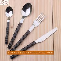 Wholesale China Supplier Wholesale High Quality Plastic Handle Cutlery from china suppliers