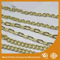 Wholesale High End Zinc Alloy Handbag Metal Chain Fashion Jewelry Chain from china suppliers