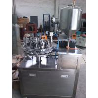 Wholesale 316 Stainless Steel Filling Sealing Machine / Plastic Tube Sealer Machine from china suppliers