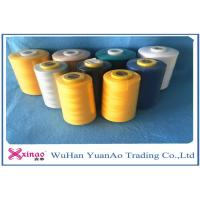Wholesale Ring Spun Sewing Thread Polyester With Multi Color, 20/2 20/3 40/2 50/3 from china suppliers