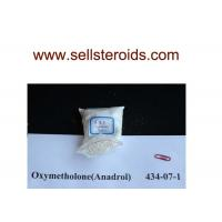 Wholesale Bulking Cycle Muscle Enhancing Steroids Oxymetholone Powder 434-07-1 from china suppliers