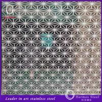 Quality China manufacturer 1219*2438mm chemical etching stainless steel for home decoration for sale