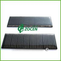 Wholesale Small Low Voltage PET Laminated Epoxy Resin Solar Panel MCS / CHUBB from china suppliers