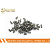 Buy cheap Wood Cutting Tct Tungsten Carbide Saw Tips brazed on Saw Blades from wholesalers