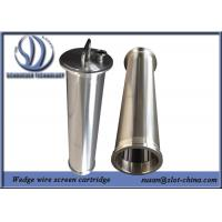 Wholesale Stainless Steel Wire Mesh Cylinder For Automatic Self Cleaning Filtration System from china suppliers