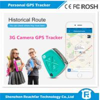 Wholesale newly released 3G gps tracker with fall alarm camera sos panic call and free app web platform real time tracking from china suppliers