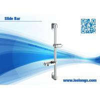 Wholesale Morden Rainfall Stainless Steel Shower Slide Bar Set , Shower Faucet With Slide Bar from china suppliers