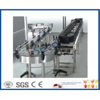 Wholesale Small Scale Milk Processing Equipment For Tunnel Continuous Pasteurization Process from china suppliers