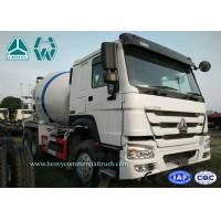 Wholesale 6 Cubic Meters Concrete Mixer Truck  6 X 4 Driving With 336HP Engine , 9230×2496×3950 from china suppliers
