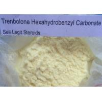 Wholesale Muscle Growth Hormone Anabolic Steroids Bodybuilding Yellow Powder CAS 23454-33-3 from china suppliers