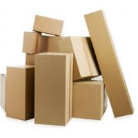 Wholesale Kraft paper packaging box cardboard corrugated box from china suppliers