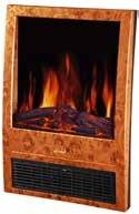 Wholesale log burning flame electric fires stoves fireplace NDY-20D Portable wooden climat heater from china suppliers
