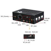 Buy cheap point to point microwave radio modem 5~8km video data link for rotorcraft from wholesalers