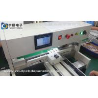 Double Sided pcb depaneling equipment Countersunk Hole FR4