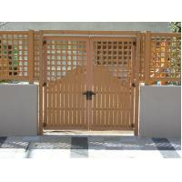 Wholesale WPC Composite Picket Fence Panels from china suppliers