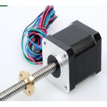 Buy cheap lead screw stepping motor hybrid linear nema 17 from wholesalers