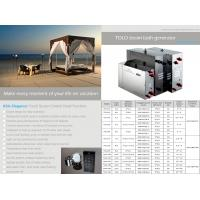 Wholesale Wireless Steam Bath Residential Steam Generator With Press Bottom Controller from china suppliers