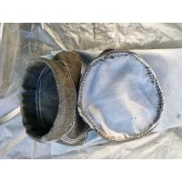 Wholesale Medium Alkali Fibreglass High Temperature Filter Bags For Dust Collector from china suppliers