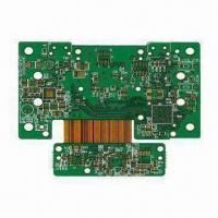 Wholesale Flexible PCB with 1.60mm Board Thickness and 6 Layers from china suppliers