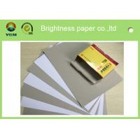 Wholesale Mixed Pulp Recycle Coated Board Paper Carton Board Packaging Grade AA from china suppliers