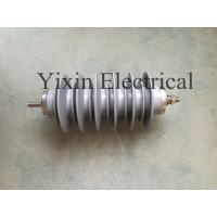 Wholesale 18kv Metal Oxide Polymer High Voltage Lightning Arrester Without Gaps from china suppliers