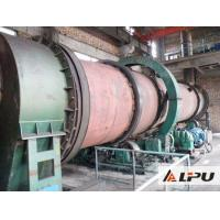 Wholesale 3.3×52 Energy Saving Calcination Cement Clinker Rotary Kiln In Construction Industry from china suppliers