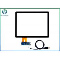 Buy cheap 12 Inch USB Interface Touch Screen Panel For Touch Screen Kiosks, Displays, Monitors from wholesalers