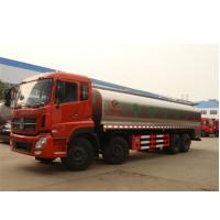 Wholesale factory sale best price Dongfeng Tianlong 8*4 22CBM milk road tank truck, hot sale! Dongfeng 25m3 liquid tank truck from china suppliers