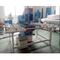 Wholesale Semi Automatic Glass Drilling Machine With Lower Drilling Bit PLC Control System from china suppliers