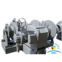 Wholesale Electric / Hydraulic / Diesel Boat Marine Windlass 52mm DNV / BV / RINA from china suppliers