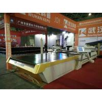 Wholesale Military And Camoflage Fabric Automatic Cutting Machine , Industry Cutter Ribbons from china suppliers