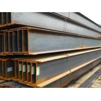 Buy cheap Hot Rolled I Beam Sections, IPE European Standard Steel H Beams, Prime Black H Beam from wholesalers