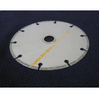 Buy cheap K-Slot Electroplated blades from wholesalers