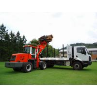 Buy cheap 2T Wheel loader ZL20F with log grab from wholesalers