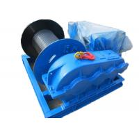 Wholesale Hydraulic Heavy Duty Electric Winch , Boat Electric Winch For Cargo Lifting from china suppliers