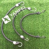 Wholesale EPDM Rubber Bungee Tarp Strap Tie Down Cord from china suppliers