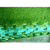 Wholesale Natural Landscaping Artificial Grass With EVA Back Mat from china suppliers