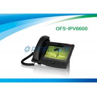 "Wholesale Android 6 SIP Video POE IP Phone WIFI 7"" TFT 800 x 480 Capacitive Multi Touch Screen from china suppliers"