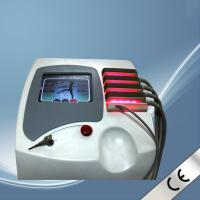 Wholesale 650nm Diode Laser liposuction Fat Reduction Machine  / lipo laser slimming machine from china suppliers