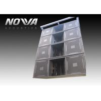 Wholesale Church Audio Video Equipment , 15 Inch Professional Monitor Speakers from china suppliers