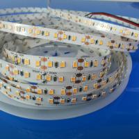 Wholesale Non-waterproof SMD 2835 LED Strip Epistar Chip 12LM/LED With White PCB Warm White Color from china suppliers