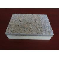 Quality Polyurethane Plate External Wall Insulation Cladding Panel Exterior Insulation Board Long Life for sale