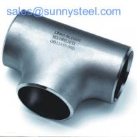 Wholesale Stainless steel Tees from china suppliers
