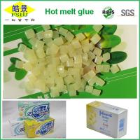 Wholesale Strong Bonding Hot Melt Glue Pellets For Paper Box / Case Packaging from china suppliers
