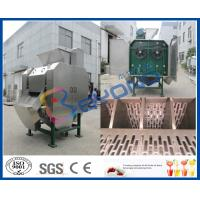 Wholesale Fruit And Vegetable Washer Fruit Processing Equipment For Cleaning / Washing from china suppliers