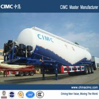 Wholesale cimc 80 tons cement bulker semi trailer for sale from china suppliers