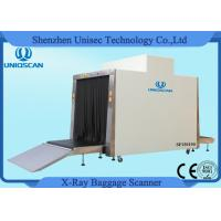 Wholesale Big Size Security X Ray Machine 1.5*1.5m Opening Size for Logistics , Customs from china suppliers
