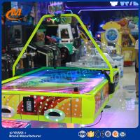 Wholesale Indoor Amusement Machine Game Coin Operated Air Hockey Table For 4 Players from china suppliers